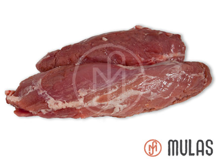 Contre-filets de porc blanc