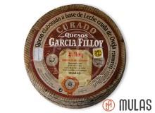 Queso García Filloy (curado)