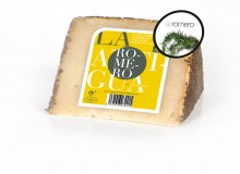 Sheep cheese flavoures with rosemary