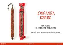 Saucisse sèche Joselito Saucisson au chorizo (specifier)